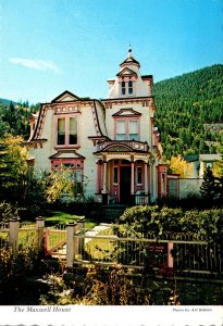Colorado Georgetown The Maxwell House