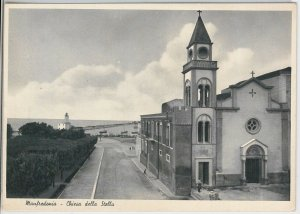 49796   CARTOLINA d'Epoca - FOGGIA provincia : Manfredonia