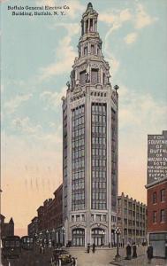 New York Buffalo General Electric Company Building 1912 Curteich