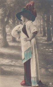 RP: Female Portrait , 1900-10s : #5