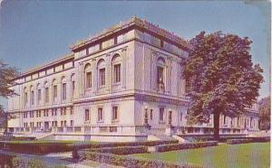 Main Building Detroit Public Library Detroit Michigan