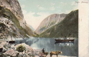 Sogn. , Norway , 1900-10s