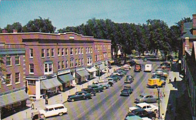 New Hampshire Hanover Main Street