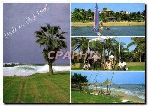 Modern Postcard Club Mediterranee Almadies Dakar