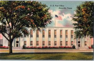 US Post Office, Amarillo, Texas C14