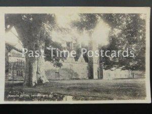 Old PC Knowle House, SEVENOAKS