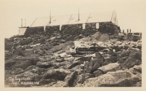 RP: Tip Top House , Mt Washington , New Hampshire, 1910-20s