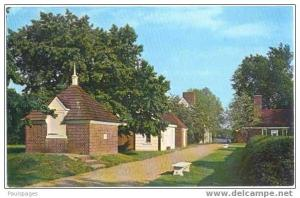 Pennsbury Manor, Morrisville, Pennsylvania, PA, Chrome