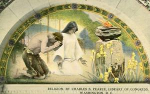 DC - Washington. Library of Congress - Religion
