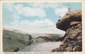 Colorado Denver Mountain Parks Eagle Rock Lookout Mountain