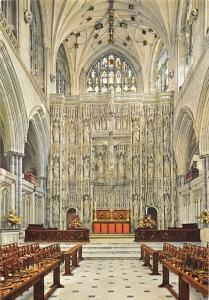 Winchester Cathedral Great Screen and High Altar