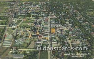 Anniston, AL Post Card     ;     Anniston, Alabama