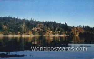 Booth Bay Salt Spring Island Salt Spring Island British Columbia, Canada 1968
