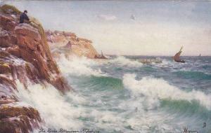 AS, The Rocks, Pitterween, Fifeshire, Scotland, UK, 1900-1910s