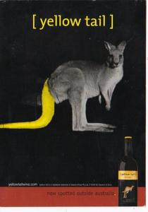 Advertising Yellow Tail Wine From Australia 2005