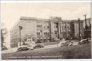 Junior Senior Hight School, Mechanicville NY