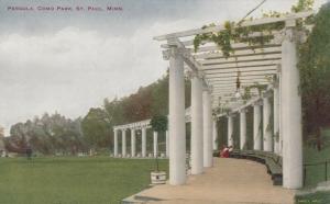 ST PAUL , Minnesota , 00-10s ; Pergola , Como Park