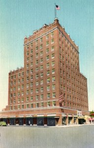 Washington Walla Walla Marcus Whitman Hotel