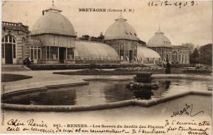 CPA Bretagne - RENNES - Les Serren du Jardin des Plantes (298168)