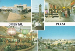 Oriental Plaza Clothes Sale Johannesburg South Africa Postcard