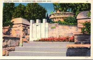 Ohio Cleveland Gordon Park Cultural Garden