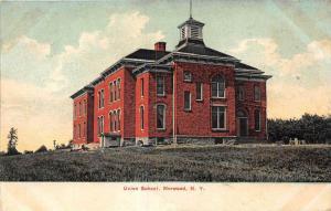 12444  NY Norwood 1905   Union School