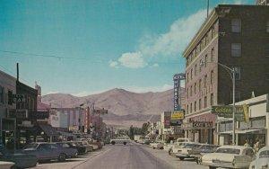 WINNEMUCCA , Nevada , 50-60s ; Main Street , Version-2