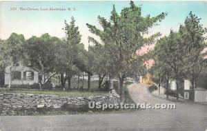 The Corner Loch Sheldrake NY Unused