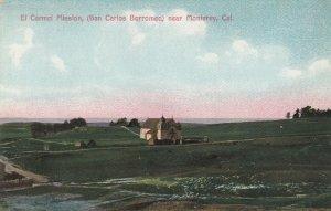 MONTEREY, California, 1900-10s; El Carmel Mission ( San Carlos Borromeo )