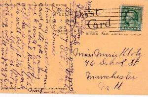 BELLINGHAM, Washington, PU-1912; Post Office