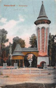 Serbia Palics, Palics-furdo - Viztorony 1918