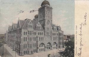 Boys' Central High School, PHILADELPHIA, Pennsylvania, PU-1907