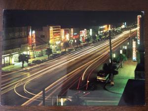 Night View Of Goza City, Japan D11