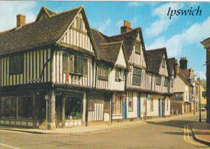 England Ipswich Silent Street