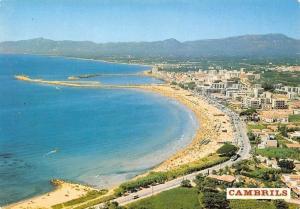 Spain Costa Dorada Tarragona, Cambrils Vista General, Beach Plage
