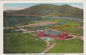 Industrial Rayon Corporation, Rayon Terrace and Covington, Virginia,  30-40