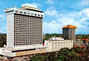 Singapore Hilton -