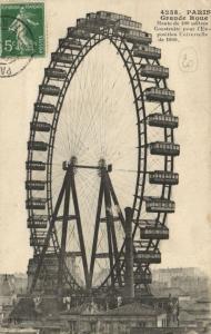 CPA Paris 15e (Dep. 75) - La Grande Roue (76299)