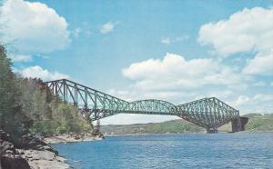 Quebec Bridge, St. Lawrence River, QUEBEC CITY, Quebec, Canada, 40-60´