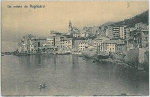 35684   CARTOLINA d'Epoca GENOVA - Bogliasco