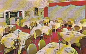 Illinois Lyons Mangam's Chateau Restaurant