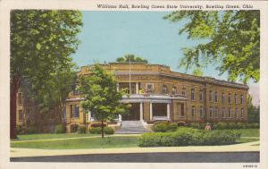 Exterior,  Williams Hall,  Bowling Green State University,  Bowling Green,  O...