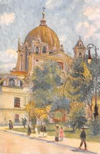Mexico Colonial, Iglesia de Loreto Unused