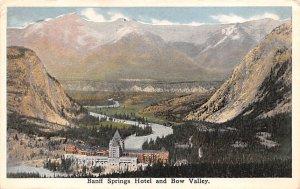 Banff Springs Hotel & Bow Valley Unused