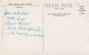 TIJUANA, BC, Mexico, 1930-50s; The Longest Bar in the World, Ave. Revolucion