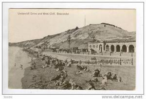 Boscombe, UK, 00-10s, Undercliff Drive and West Cliff