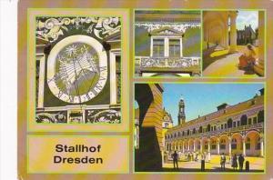 Germany Dresden Stallhof
