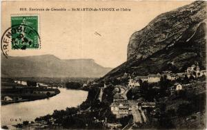 CPA Env. de GRENOBLE - St-MARTIN de-Vinoux et l'Isere (434096)
