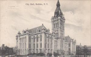 City Hall, BUFFALO, New York, PU-1910