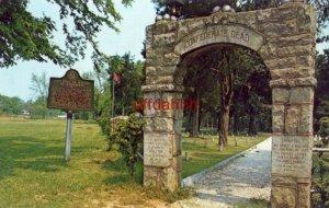 CONFEDERATE CEMETERY JONESBORO, GA The Pat Cleburne Cemetery